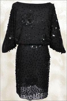 NEW ARRIVAL! #Ungaro #Vintage #Dress #Pailletten #Secondhand #MyMint