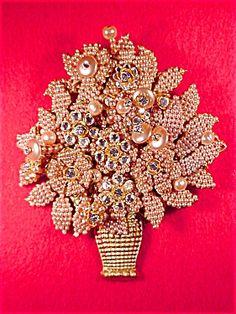 stanley hagler vintage jewelry | Stanley Hagler Art Pin (Image1)