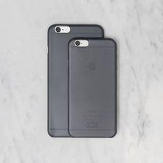 Die Schutzfolie 'CLC Air' verhält sich wie eine zweite Haut für den täglichen Schutz deines iPhone 6 und sieht dabei noch gut aus! Hier entdecken und kaufen: http://sturbock.me/Vwz