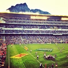 Newlands Rugby Stadium in iKapa, Western Cape rugby with a view Cape Town, Homeland, Rugby, South Africa, Past, Culture, Activities, Explore, World