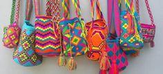 Wayuu Mochila tassen | Wayuu Mochila bags Wayuumochila with crystals