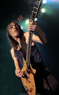 malcolmmitchellyoung:  AC/DC Concert Edits 4 /∞ ↳Happy 62nd birthday, Malcolm Young