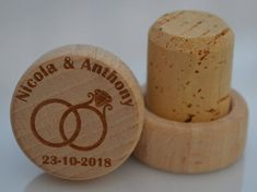 Personalized Wine Stoppers, Custom Wine Stopper, Engraved Wood Wine Stoppers,Customized Wine Cork, Wedding Party, Wedding Favor, Model 4