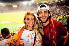 Soccer game in Roma. Country Artists, Country Singers, Country Music, Relationship Goals, Life Goals, Relationships, Dog Whining, Daytona Beach Florida, Thomas Rhett