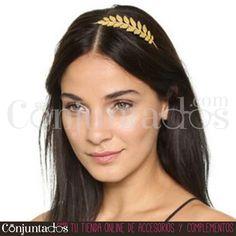 Donde comprar comprar el más nuevo comprar oficial Las 27 mejores imágenes de Diademas griegas | Diademas ...