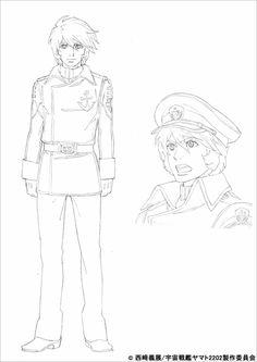 「宇宙戦艦ヤマト2202 愛の戦士たち」全七章の劇場上映が決定 - GIGAZINE