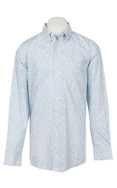 ARIAT Classic Echo Print Shirt