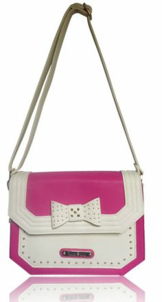 Ladies Anna Smith LYDC Designer Crossbody Tote Studded Satchel Handbag Key Charm   eBay