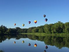 #Quechee Balloon Festival 2016. Photo Carly Carson
