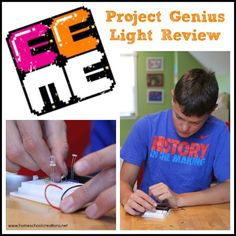 Project Genius Light Review from EEME