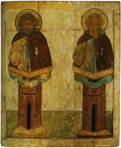 SS Simeon Stylites and Daniel Stylites