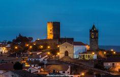 Castelo de Longroiva - Longroiva (Mêda)   #Portugal Douro Portugal, Scenic Photography, Heritage Site, Natural Wonders, Portuguese, World, Places, Nature, Travel