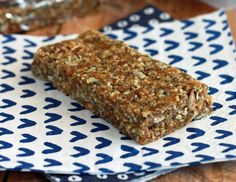 Seldom do so many super-foods come together in a recipe you would actually want to eat. SEEDY DATE BARS