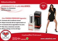 #UnBuenSexoTeHaceFeliz hoy te recomendamos este producto, es un perfume con feromonas. Encuentralo en nuestra tienda virtual http://www.ssbolivia.com/articulo.aspx?art=292 Pedidos al 79812555 - 73675196 WhatsApp: 65903436