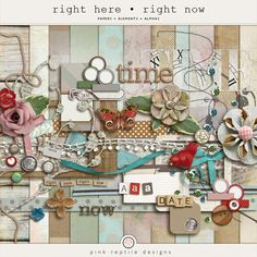 Right Here • Right Now