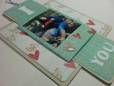 Tutorial - Love Slider Card (Valentine's Day)