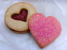 Heart Cookies '09 from the TT by nycblondieandbrownie, via Flickr