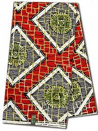 West African Fabrics | Wax Print | Empire Textiles
