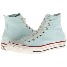 Converse Chuck Taylor All Star Washed Canvas Hi Shoes