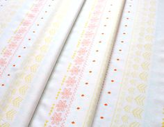 Art Gallery Fabrics Tule Embroidered by Sun