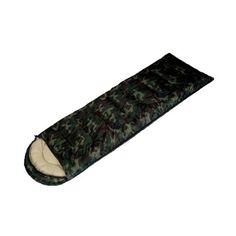 Saco de Dormir Camo Camuflado Exército SA0003 - Echolife RFV01