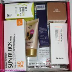Memebox Luckybox 2 unboxing, review: Korean beauty box