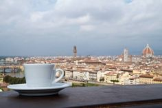 Good Morning! Come and have a coffee in #Florence! (photo by Paolo Bartalesi http://you.fi.it/1c0TRI3) www.florenceisyou.com