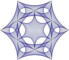 Parabola Art Project Line design / string art / parabolic shapes from straight .