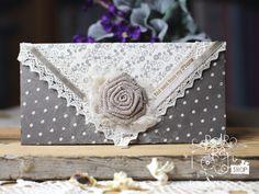 Retro Inspiracje: Retro koperta Mirelli / Retro Inspirations: Mirella's retro envelope