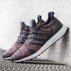 Multicoloured magnificence. UltraBOOST 3.0 landing June 28 in Europe and July 15 in the US. #sneakerfreaker #snkrfrkr #adidas #ultraboost #boostvibes #teamtrefoil  via SNEAKER FREAKER MAGAZINE OFFICIAL INSTAGRAM - Fashion  Advertising  Culture  Beauty  Editorial Photography  Magazine Covers  Supermodels  Runway Models