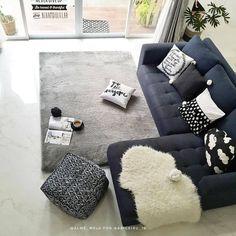 Contemporary art interior furniture design 49 Ideas for 2019 Home Design Living Room, Dining Room Design, My Living Room, Living Room Decor, Dining Rooms, Guest Room Decor, Small Room Decor, Bedroom Decor, Sofa Design