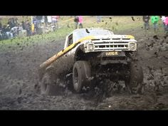 2015 Extreme ORV Expo Mud Runs - YouTube