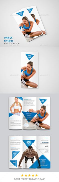 Trifold Medical Brochure Template u2014 Photoshop PSD #indesign - medical brochure template