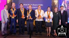 Rosette Leis created by Letra 'To Philippines for the Intellectual Property Awardees during the Intellectual Property Office of the Philippines event. Ribbon Lei, National Police, Intellectual Property, Guest Speakers, Important People, Event Organization, Leis, Special Guest, Police Officer