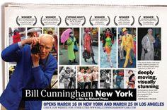 Bill Cunningham :)