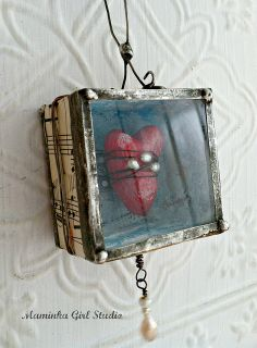 Music from the Heart Assemblage   Flickr - Photo Sharing!