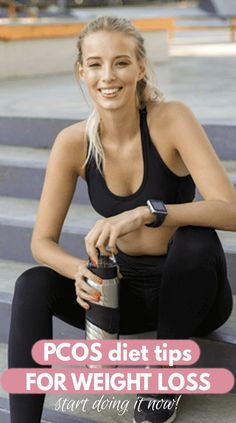 Learn the most important PCOS diet tips in order to lose weight easily and improve the health #pcosdiet #pcosweightloss #pcos Fast Weight Loss, Weight Loss Tips, Lose Weight, Pcos Diet, Diet Tips, The Cure, Health, Rapid Weight Loss, Dieting Tips
