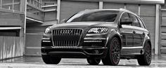 Audi Q7, once I'm done with school, I am trading my A6 for this one!!!
