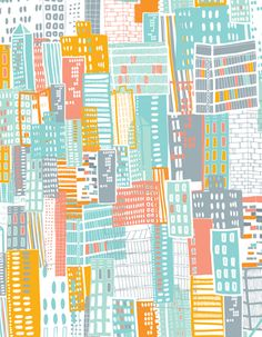 In the city. Jessica Hogarth.