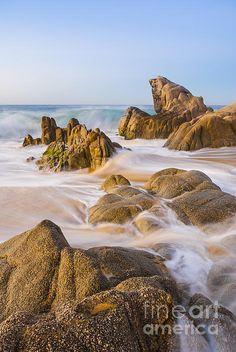 Awaking Coast, Seascape
