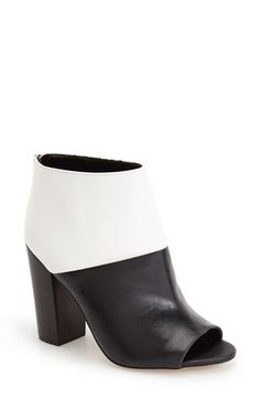 Circus by Sam Edelman 'North' Peep Toe Ankle Bootie (Women) available at #Nordstrom