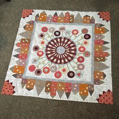Appliqué Quilts, House Quilts, Baby Quilts, Sarah Fielke Quilts, Modern Quilting, Block Of The Month, Rabbit Hole, Dresden, Tiny Houses