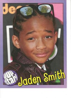 Jaden Smith, Full Page Pinup