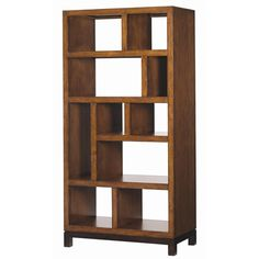 Ocean Club Tradewinds Open Back Bookcase/Etegere by Tommy Bahama Home - Baer's Furniture - Open Bookcase Miami, Ft. Lauderdale, Orlando, Sarasota, Naples, Ft. Myers, Florida