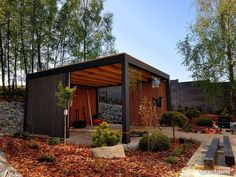 Design Your Life, Back Doors, Diy Pergola, Garden Design, Videos Funny, Shed, Outdoor Structures, Patio, Architecture