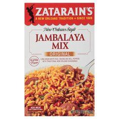 Image result for zatarain's jambalaya
