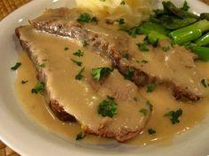 german food recipes pics | Beef Brisket with Horseradish Sauce Recipe