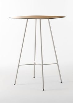 A contemporary and distinct form. Industrial Furniture, Outdoor Tables, Bar Stools, Melbourne, Furniture Design, Interiors, Contemporary, Home Decor, Bar Stool Sports