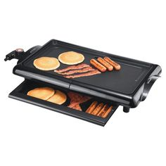 Brentwood TS-840 Electric Griddle - BTWTS840