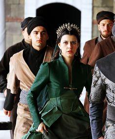 "Kösem Sultan - Magnificent Century: Kösem - ""A Minor Ice Age (Kücük Buzul Cagi) Season 1, Episode 28"